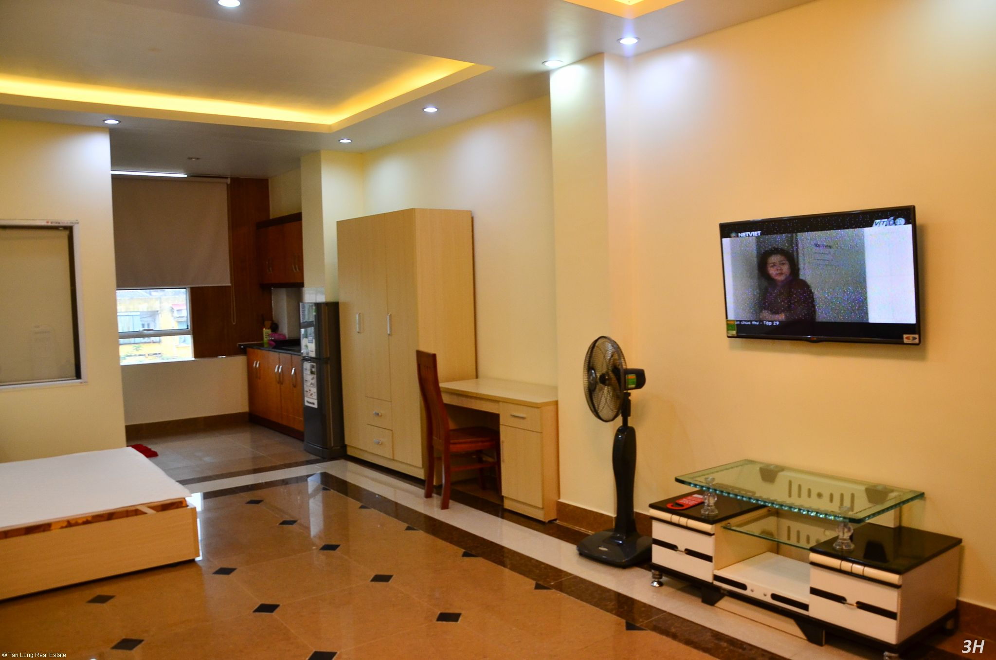 Tan Long Lach Tray Suite one bedroom apartment for rent