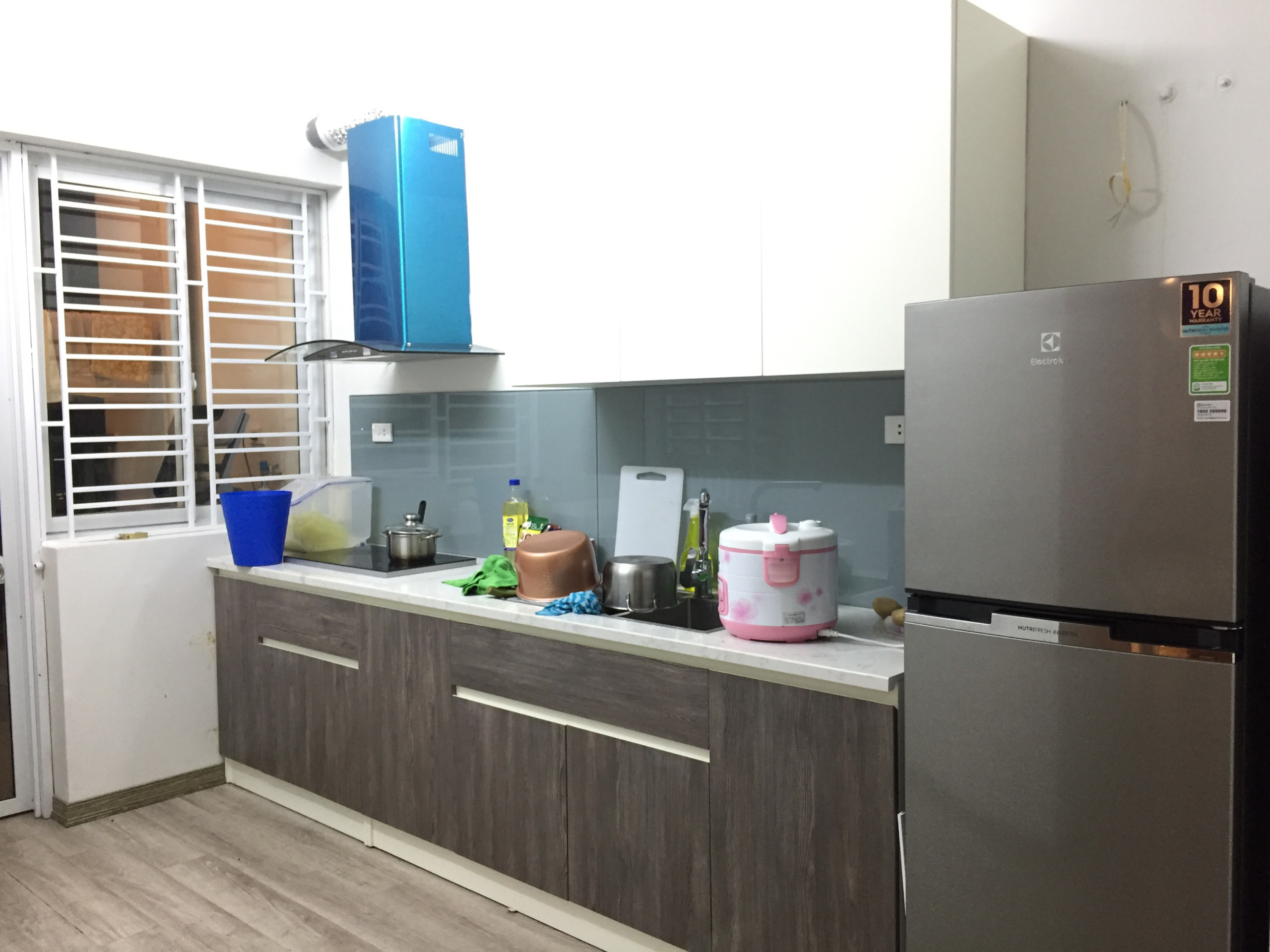 Nice furnished apartment for rent at Le Hong Phong str., Hai Phong city centre