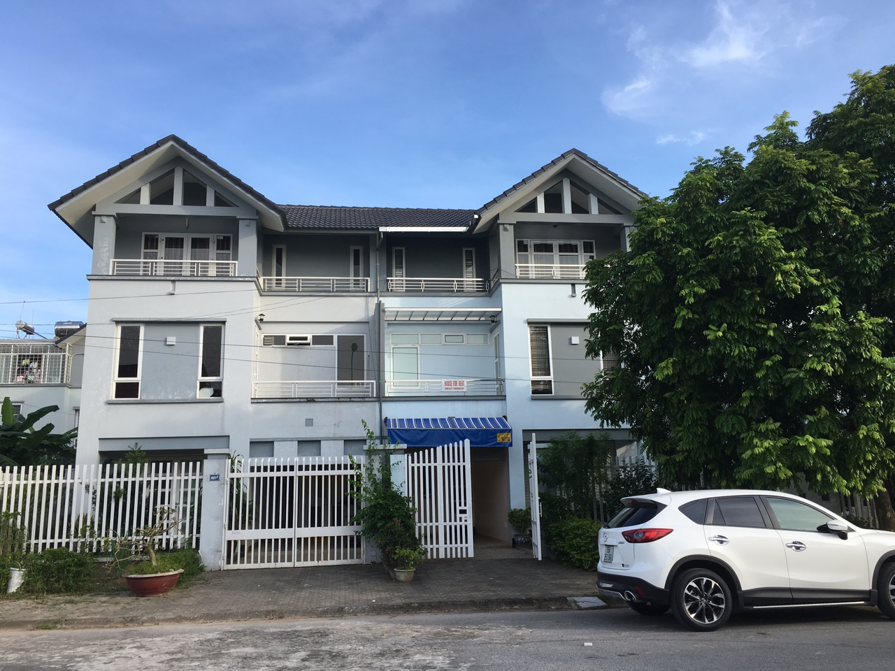 Furnished 3 BRs villa at Me Linh, Anh Dung ward, Hai Phong city