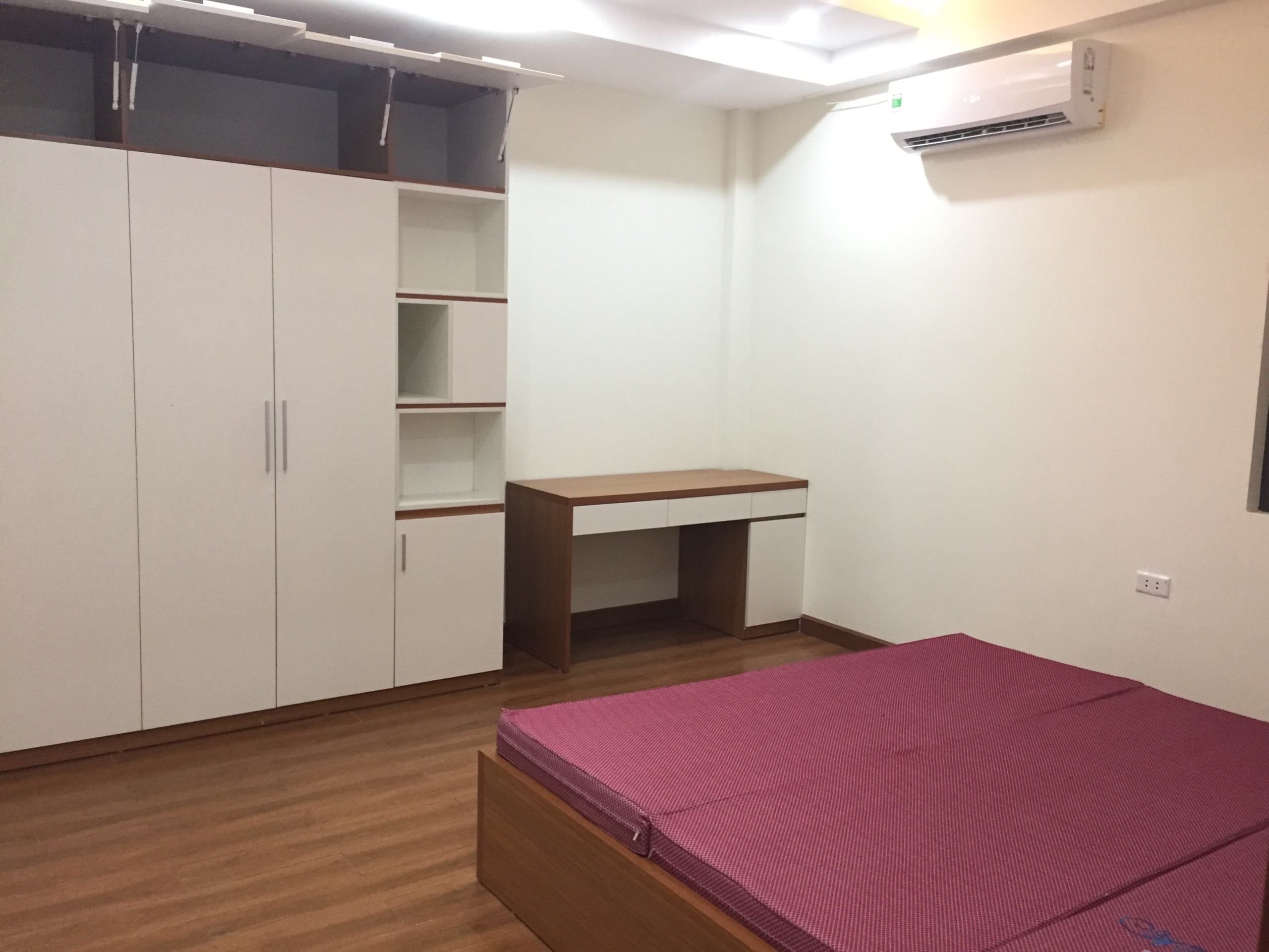 Nice 2 BRs furnished flat for rent at Van Cao street, Hai Phong city