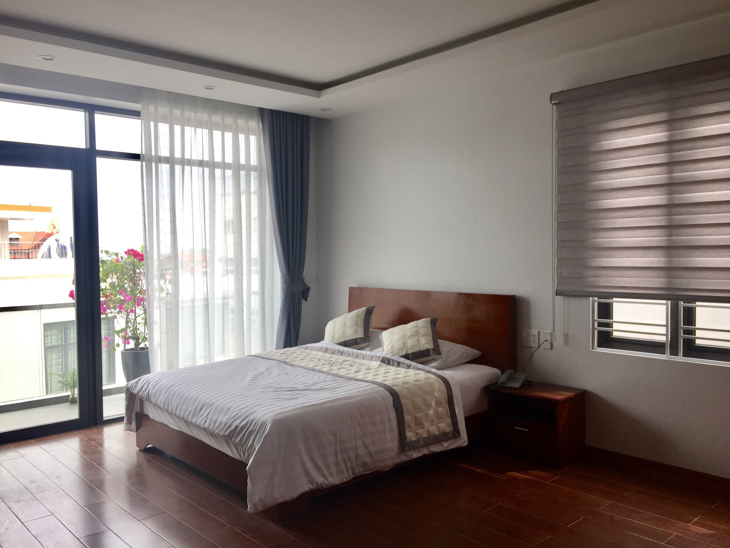 Furnished 1-2 BRs apartment at Le Hong Phong str., Hai Phong city