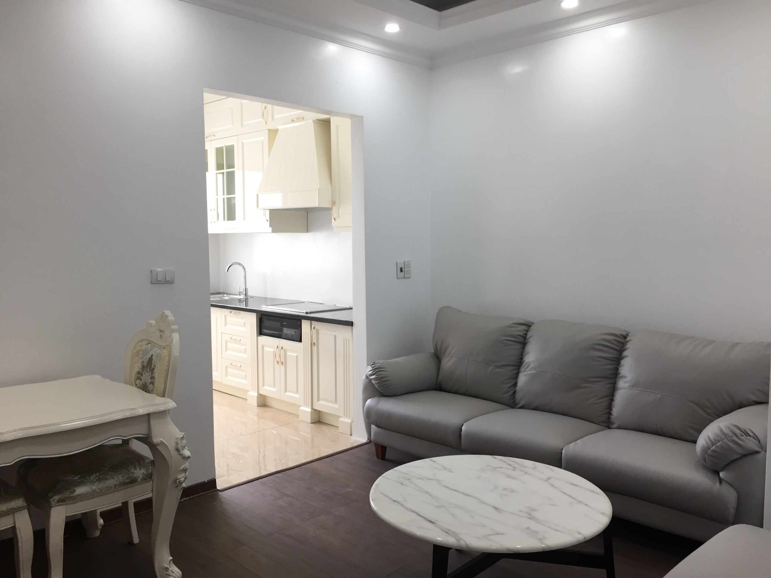 Nice furnished apartmet/flat for rent at Le Hong Phong str., Hai Phong city
