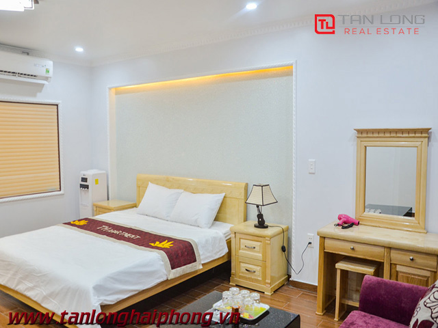 Nice furnished apartment for rent at Hai Phong city (Le Hong Phong, Van Cao, Lach Tray)